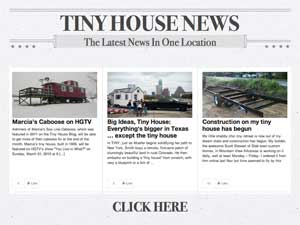 Tiny House News