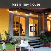 Ikea's tiny house