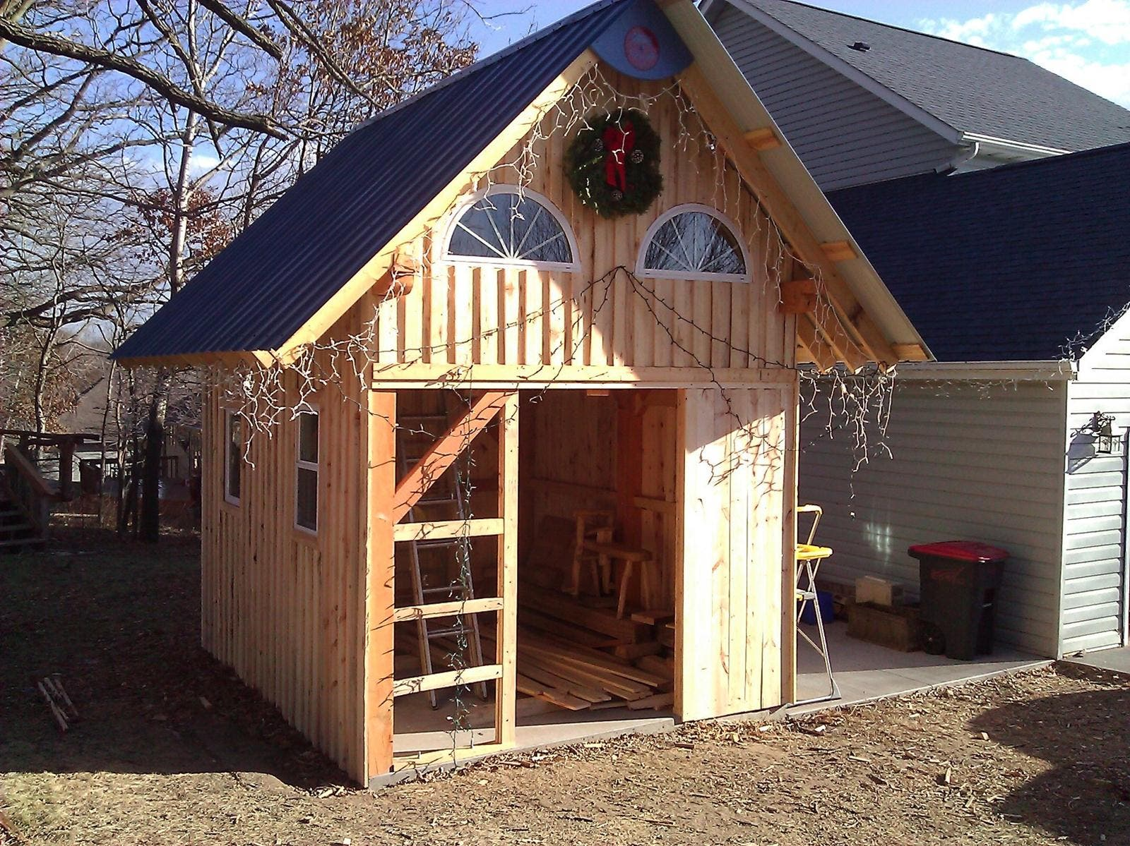 10 39 x 12 39 timber frame for Steel frame cabin