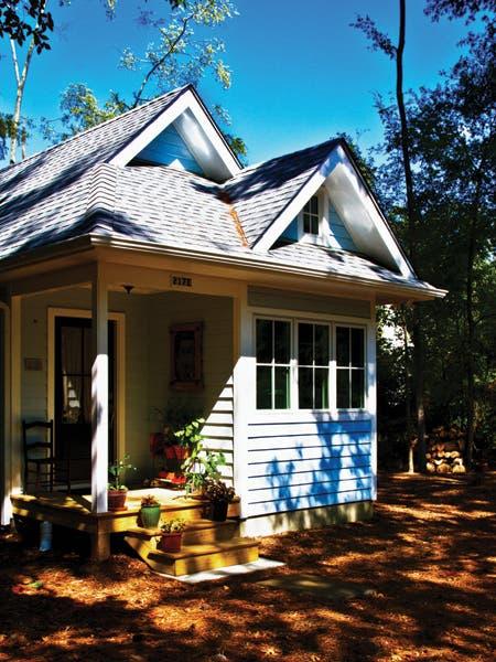Tumbleweed Tiny House Floor Plans: Bethany's Tumbleweed Harbinger