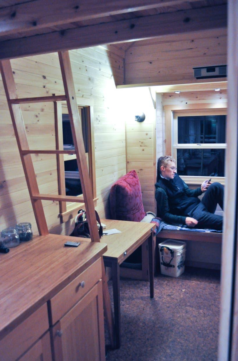 Tiny Home Designs: Tammy And Logan's Tiny House Tour