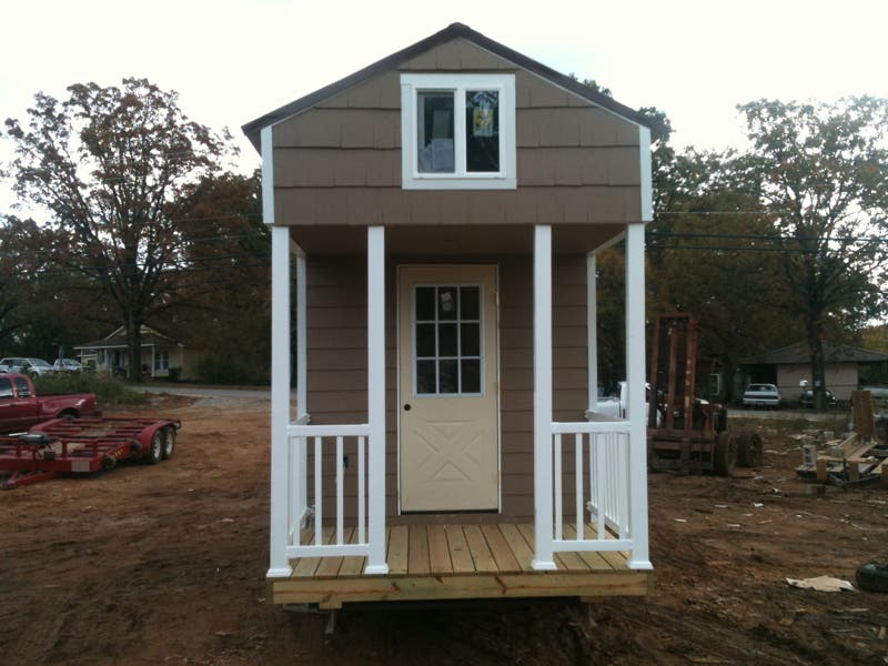 Tonita S Tiny House