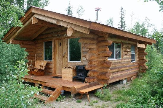 Small Log Cabin Kit Homes Small Log Cabin Floor Plans: Small Cabin Plans