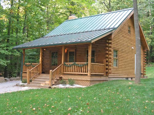 Hybrid Log Timber Homes