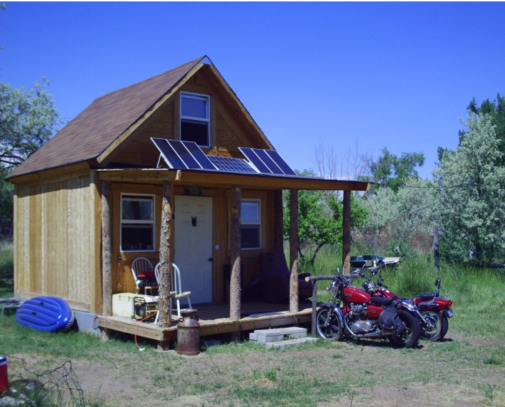 Tiny house homesteading tiny house blog for 14x14 cabin with loft