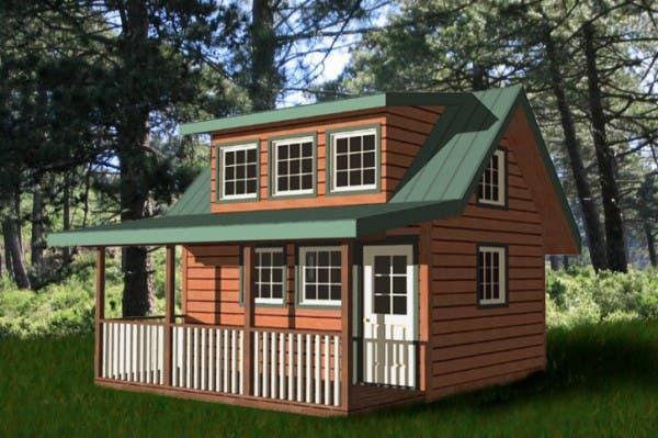 Fine Little Green Buildings Largest Home Design Picture Inspirations Pitcheantrous