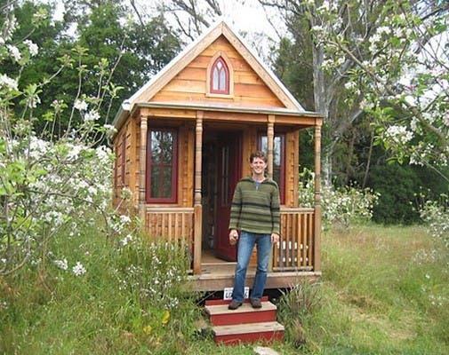 Tiny Home Designs: Tumbleweed Tiny House Tour