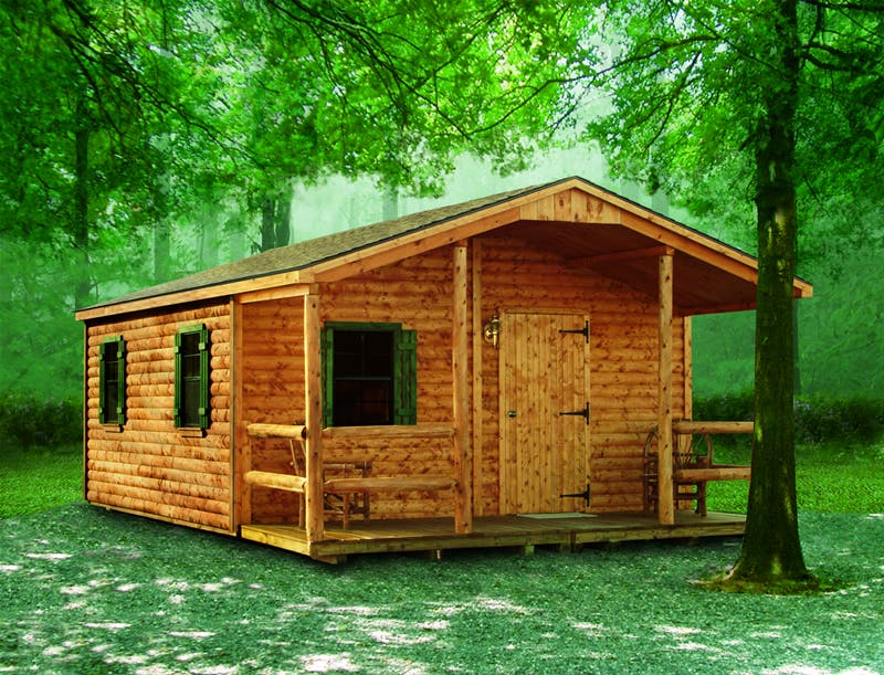 16x24 Cabin Designs | Joy Studio Design Gallery - Best Design