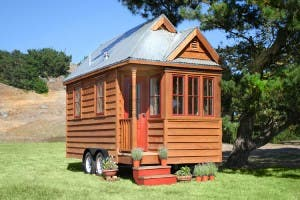 Jay Has Many Designs To Choose From And All Geared Toward The Tiny House  Market. These Homes Are Stick Built Or The Conventional Style Building That  Most Of ...