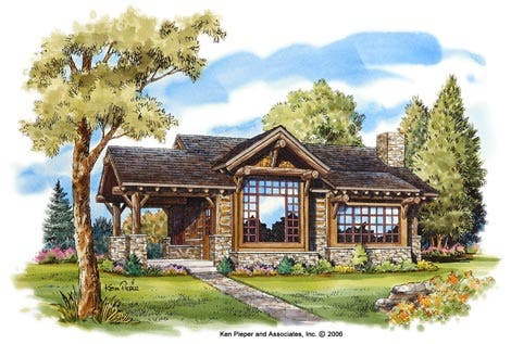 cabin plans with photos. Cabin Plans
