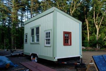 Elizabeth Turnbulls Tiny House