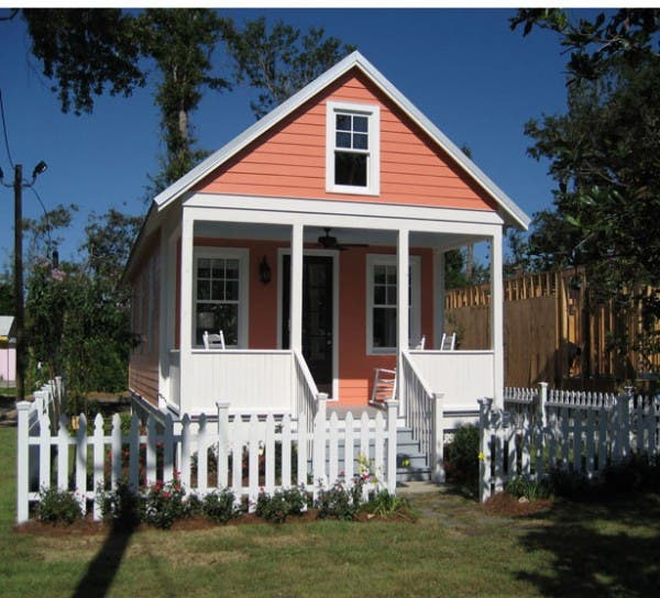 Katrina cottages for Cute house design