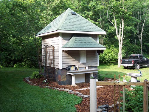 Click Here to Leave a Comment Below & shanty-back - Tiny House Blog