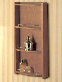 Wall Mounted Bathroom Cabinets Are Also Useful As They Will Not Use Up Your Limited Floor E An Open Cabinet Or A Small Closed Would