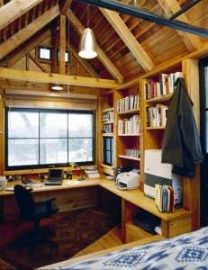 Pollan's Writing Cabin