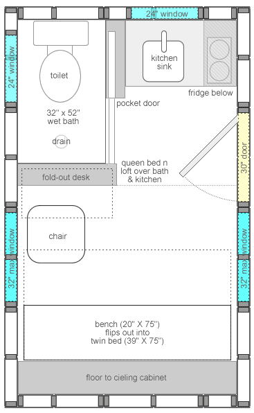 Tiny Free House Update