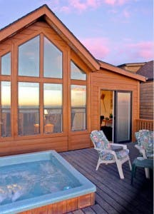 White Rock Resort Cabin