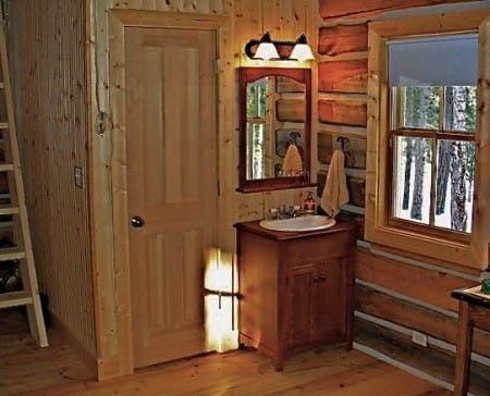 Bathroom Entry