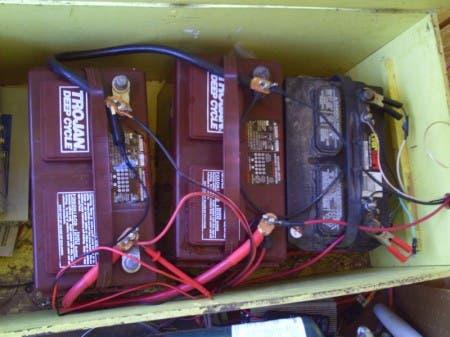 Battery Array