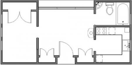 Z-Glass Floor Plan