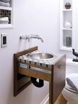 Unique Bathroom Fixtures. Unique Bathroom Fixtures Hide Sink Tiny House Blog Part 12