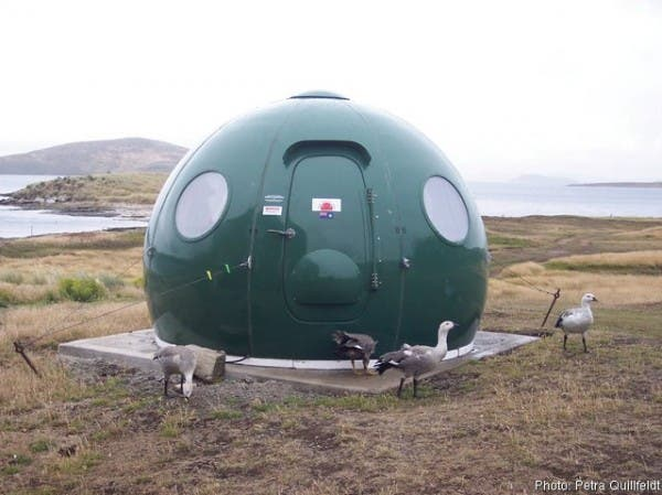 Igloo Satellite Cabin
