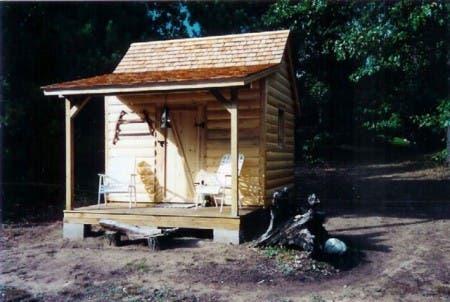 Wilderness Cabin II (Log Cabin)