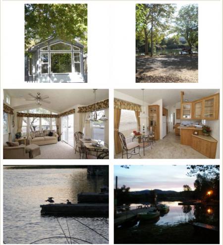 Heron Oaks Waterfront Resort