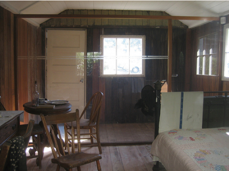 Interior Restored Shack