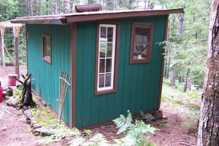 Alexander's Small Cabin