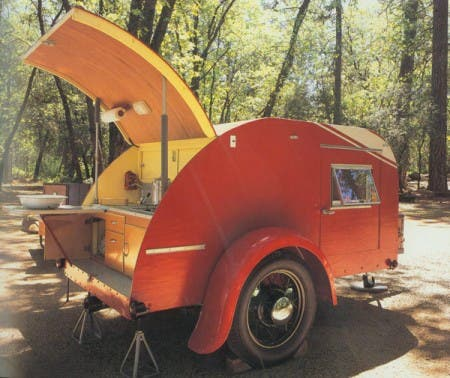 Kit Teardrop from 1941