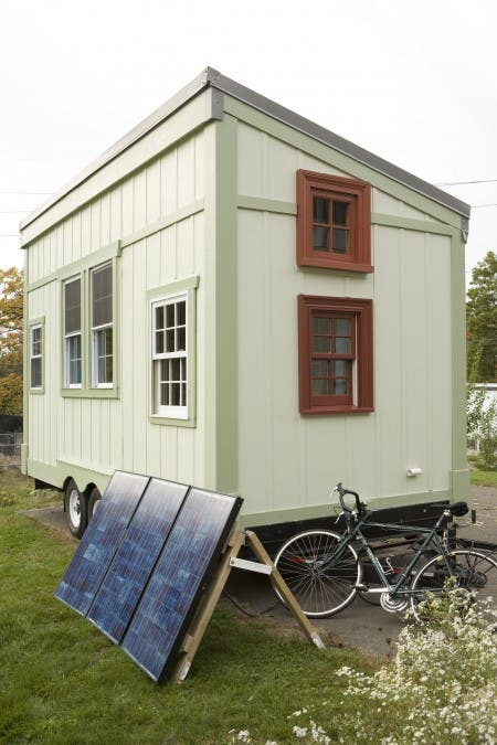 Turnbull's Tiny House