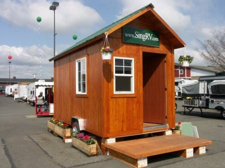 Sing RV Mini Park Model