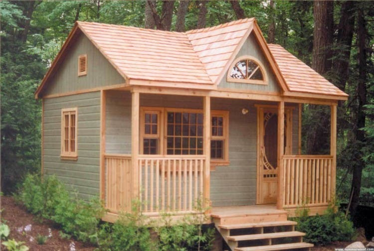 Canmore Tiny House Blog