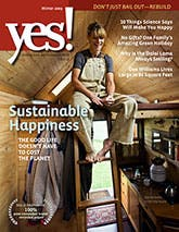Dee Williams in Yes Magazine
