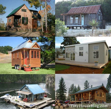 Merry Christmas from the Tiny House Blog!