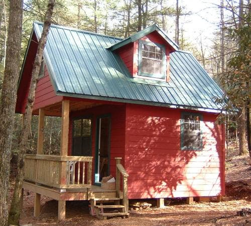 Stick Built Homes Floor Plans: Cherokee Cabin Company