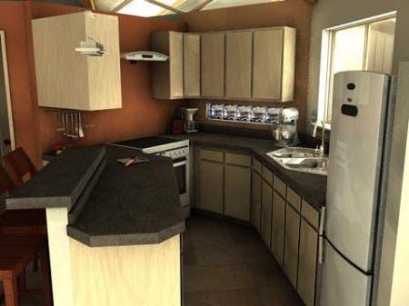 Solargon Kitchen