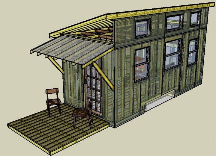 Steve Newbolds Tiny House