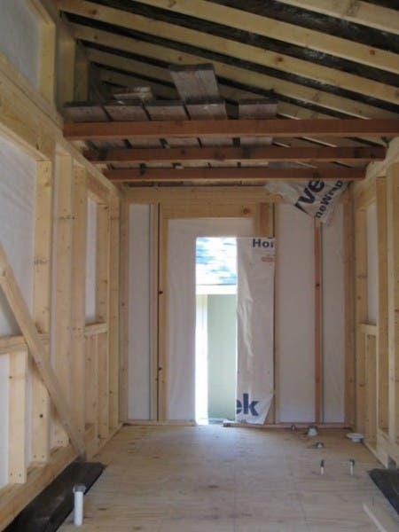 Interior and Loft