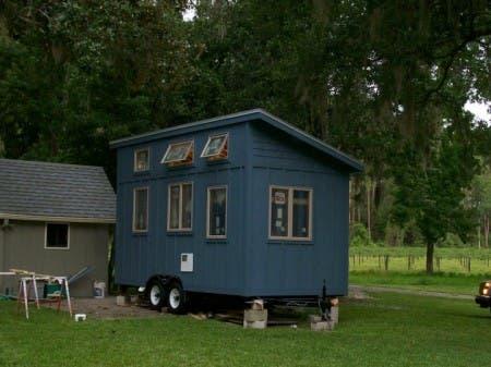 Steve's Tiny House
