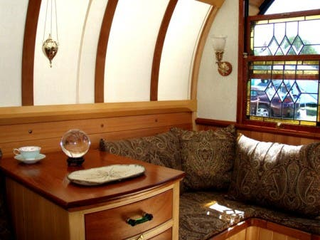 gypsy-wagon couch