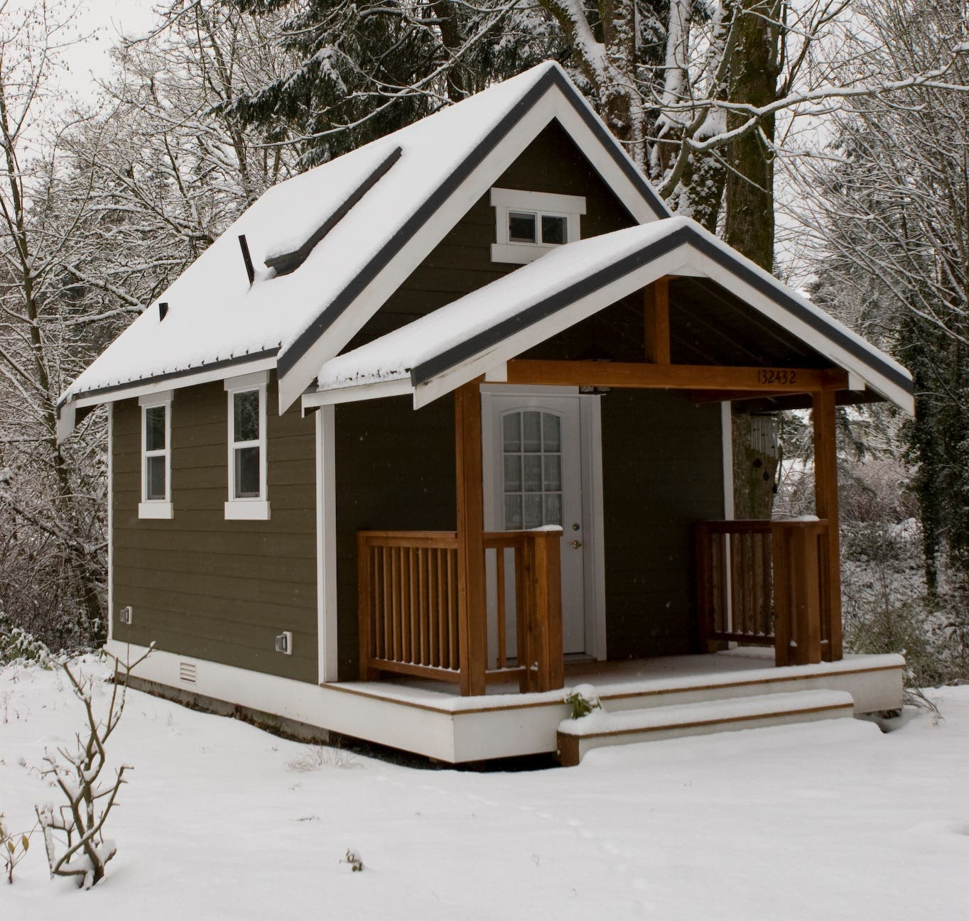 Tiny House Articles: tiny cabin