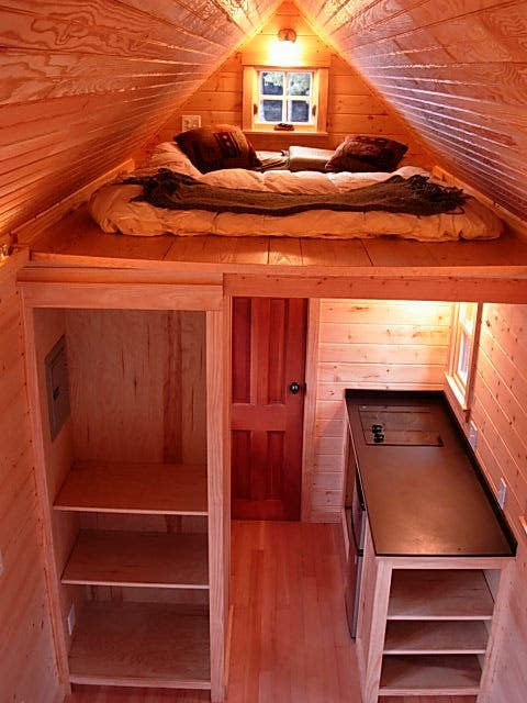 Loft 007 tiny house blog Small homes with lofts