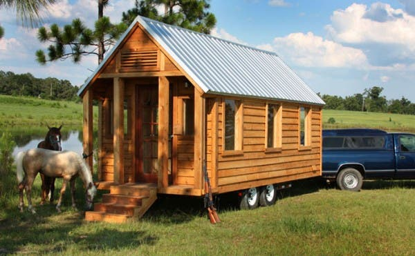 Lodge on Wheels Sale