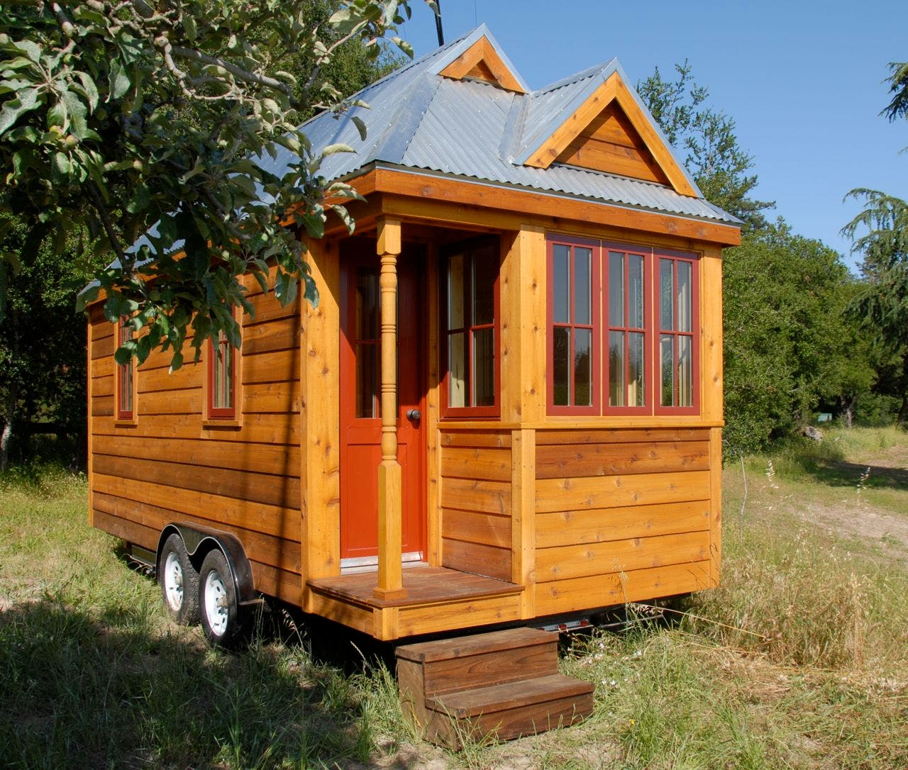 Fencl finale for Tiny house pictures and plans