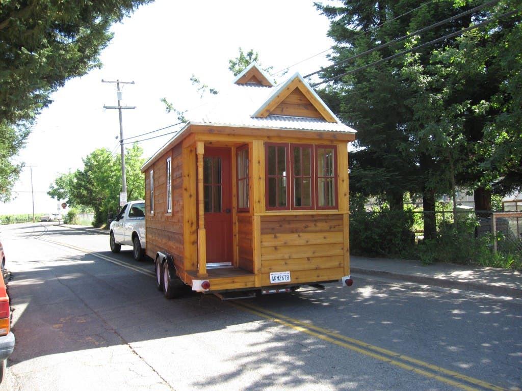 Tiny Home Designs: Tumbleweed Coast To Coast Tour