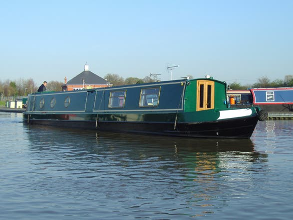 barge, narrowboat and c boats for sale, share and brokerage UK.