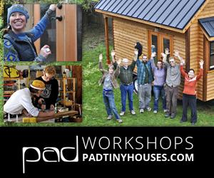 PAD Workshops Ad