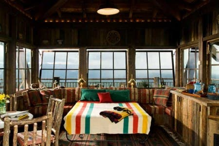 Montana Retreat Family/Sleeping Area